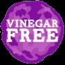 vinegar free