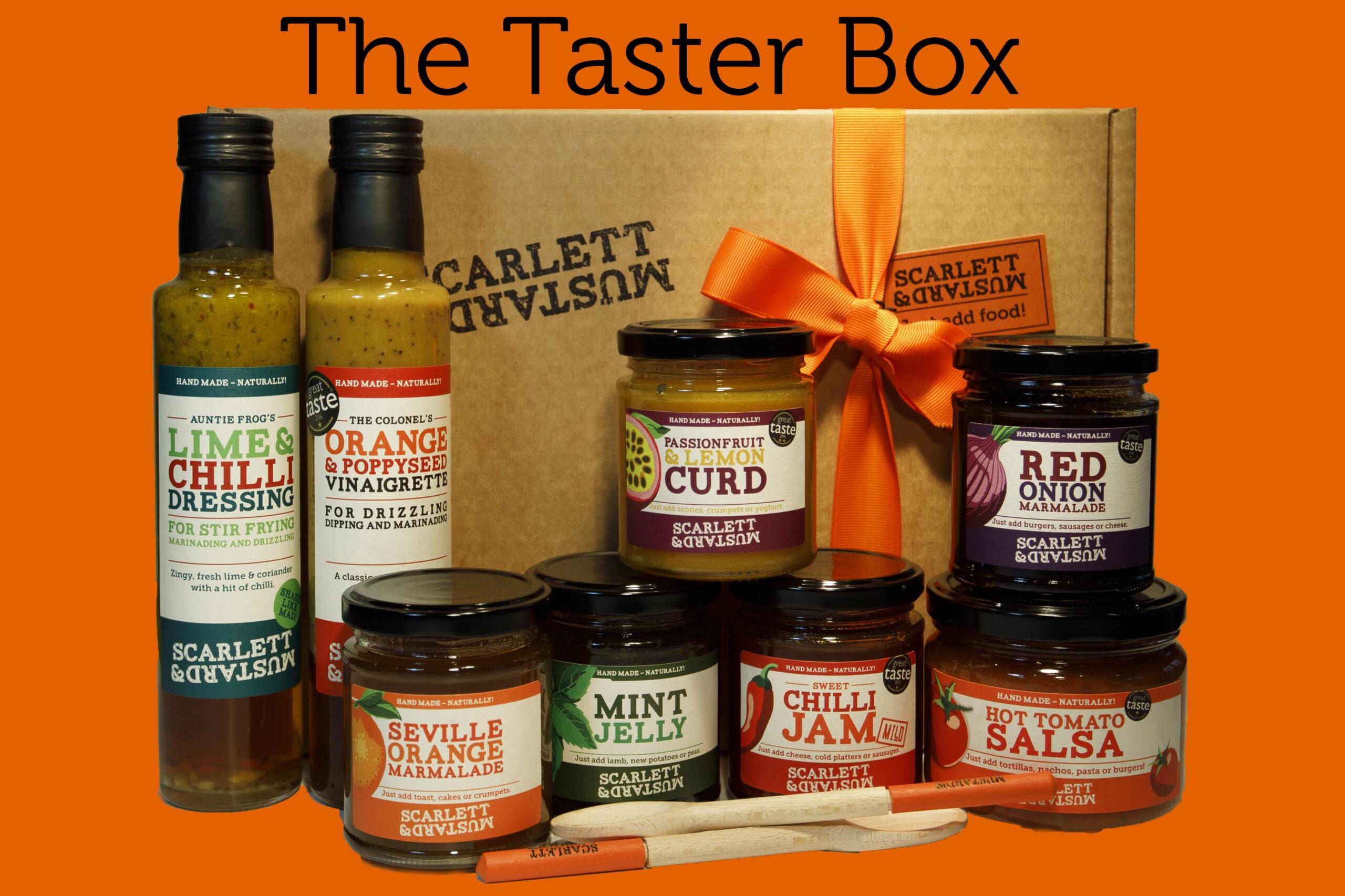 A Taster Box Hamper