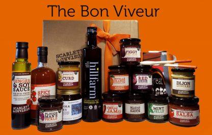 A Bon Viveur Hamper Box