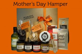 A hamper box for Mother's Day