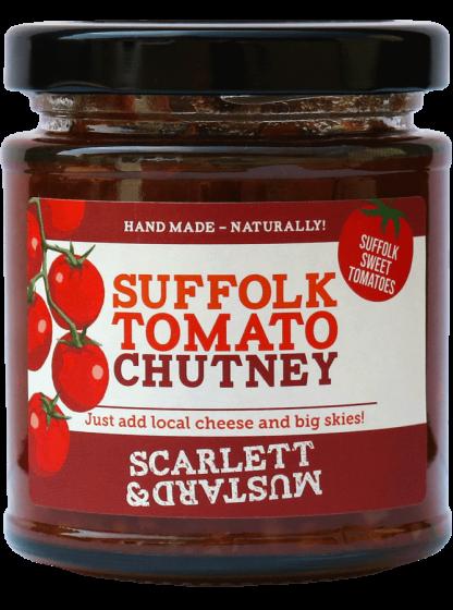 Scarlett & Mustard Suffolk Tomato Chutney