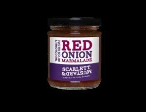 Scarlett & Mustard Condiments
