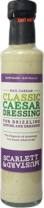 A 250ml bottle of Classic Caesar Dressing