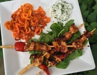 Steph's Kebabs
