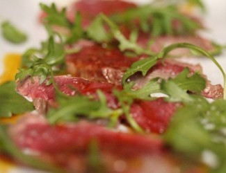 Miss Scarletts Beef Carpaccio