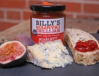 Billy's Champion Chilli Jam
