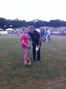 Chloe Dog Day